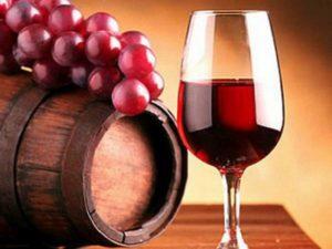 Красное вино в народной медицине