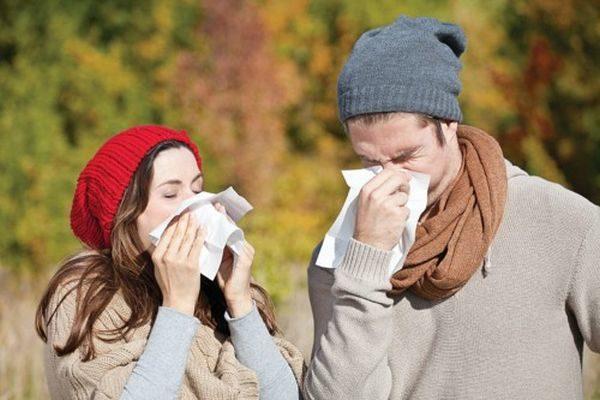 Причины осенней аллергии