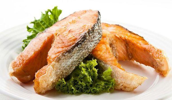 При болезнях сердца поможет рыба