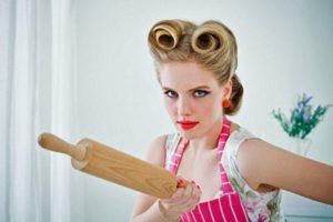 Массажеры на кухне