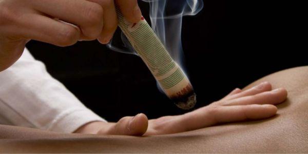 Моксотерапия - лечение теплом