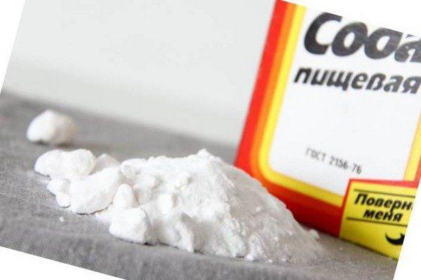 Сода в народной медицине