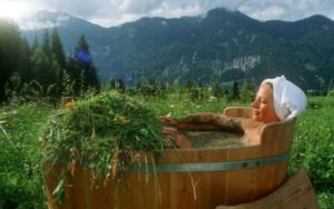 Травяные ванны и их польза для организма
